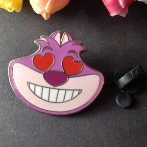 4/$25 Disney Cheshire Cat Pin